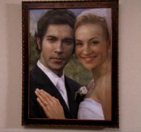 Wedding Portrait Painting
