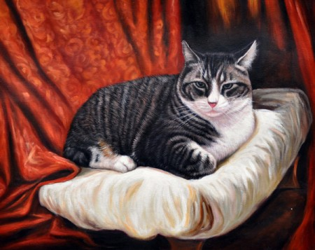 cat-delacroix-painting